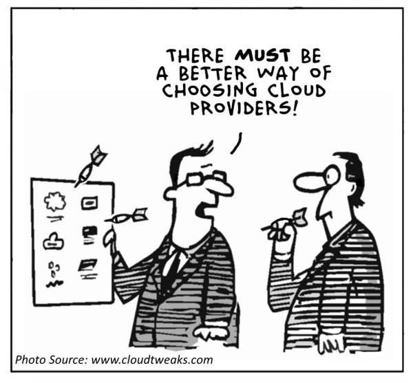 cloud vendors