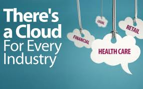 industries in cloud