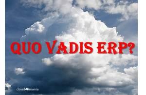Quo Vadis ERP