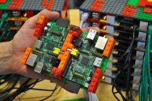 raspberry pi supercomputer 5 mic