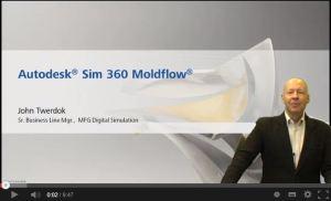 Capture SIM 360 Moldflow