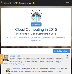 CloudChat IBM