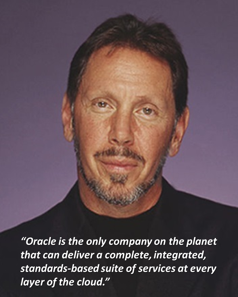 Oracle Executive Protection