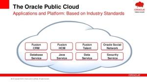 oracle public cloud