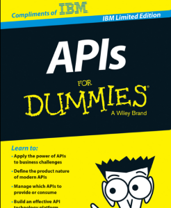 APIs 4 Dummies