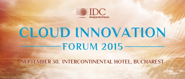 IDC Cloud Innovation Forum