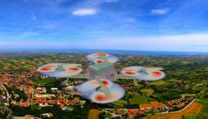 Drones-SimScale