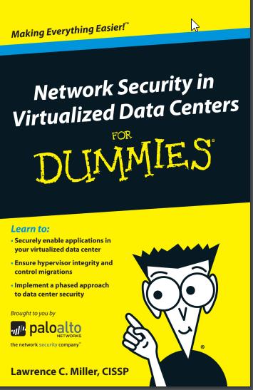 Palo Alto Network Security Book