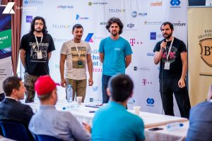 Hackatlon Techsylvania 2