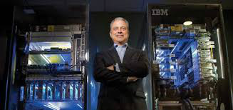 Ross Mauri, IBM