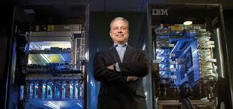 Ross Mauri, IBM