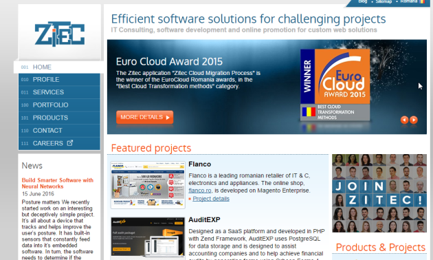 CLOUD MIGRATION PROJECTS FROM ZITEC AWARDED BY EUROCLOUD