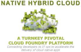 EMC Native Hybrid Cloud