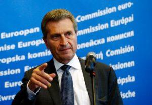 guenter oettinger