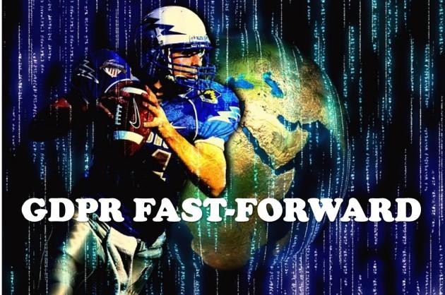 GDPR FAST FORWARD